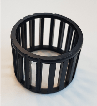 Bearing Polymeric cage